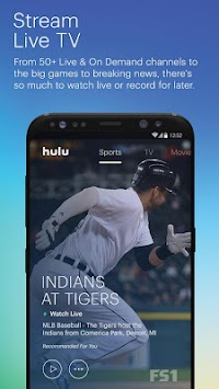 Hulu: Watch TV & Stream Movies APK screenshot thumbnail 2