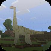 Jurassic Craft addon for MCPE APK for Ubuntu