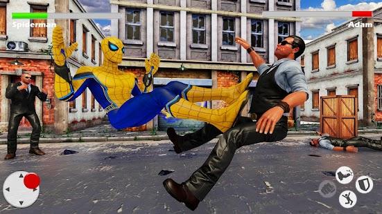 Superheroes Street Fighting Infinity War EndGame