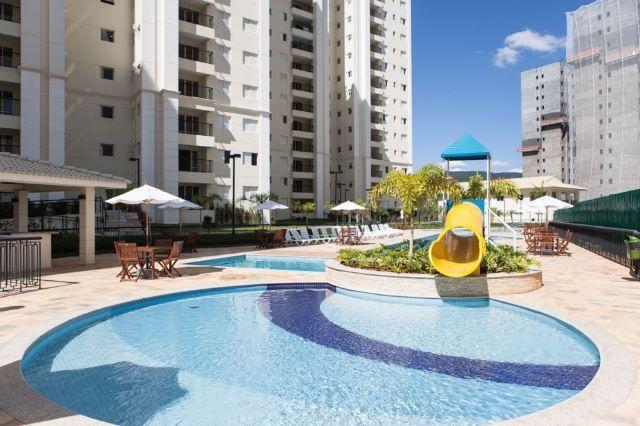 Apartamento residencial à venda, Jardim Ermida I, Jundiaí.