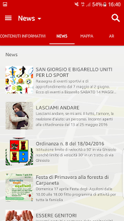 MyBigarello - screenshot