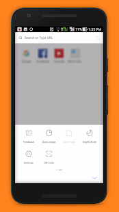 New UC Browser Lite-Mini Guide APK for Bluestacks