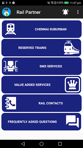 Rail Partner screenshot 1