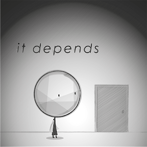 Cover art It depends