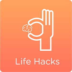 Life Hacks app for android
