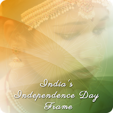 India's Independence Day Frame