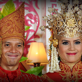 Smile by Budi Dermawan - Wedding Reception