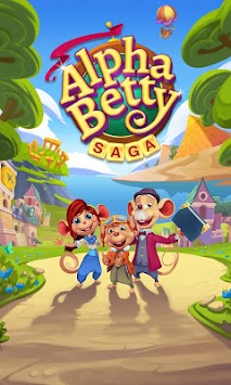 AlphaBetty Saga APK screenshot thumbnail 5