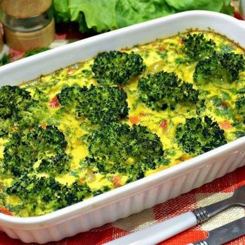 Casserole Of Vegetables