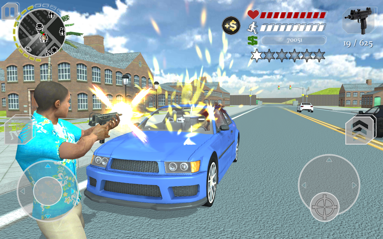 Miami Crime Vice Town Screenshot 8