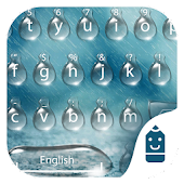 Free Spring Rain Emoji Keyboard APK for Windows 8