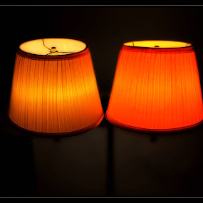The Light... by Sudipta Jana - Artistic Objects Other Objects ( abstract, orange, artistic objects, light, black )