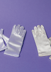 Satin Communion Gloves
