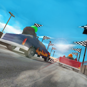 Go Kart Park For PC / Windows 7/8/10 / Mac – Free Download