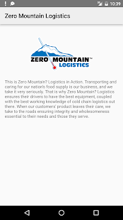 Zero Mountain Logistics - screenshot