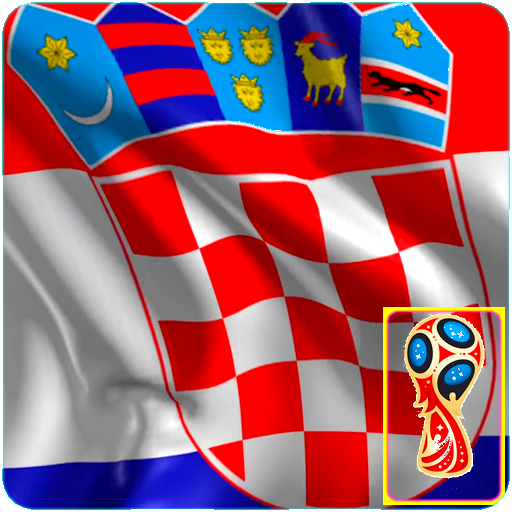 Android aplikacija 3D Croatia Flag live wallpaper na Android Srbija