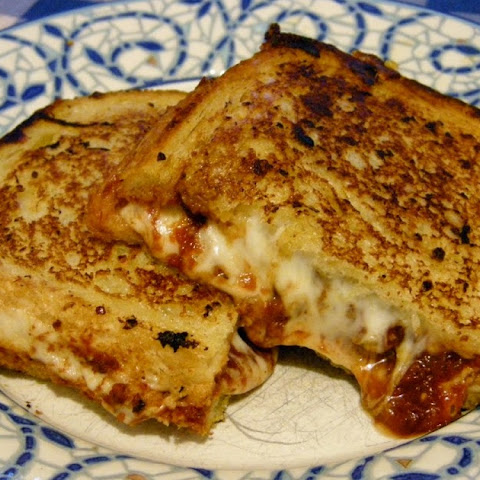 Meatball Patty Melts