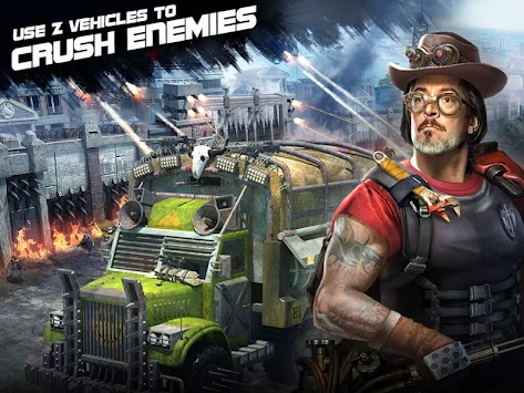 Last Empire - War Z: Strategy APK screenshot thumbnail 3