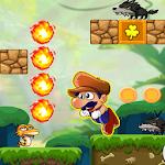 Super Run Adventures in Jungle Icon