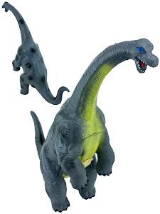 """Игрушка-фигурка серии """"Город Игр"""", динозавр диплодок XL, со звуком"""