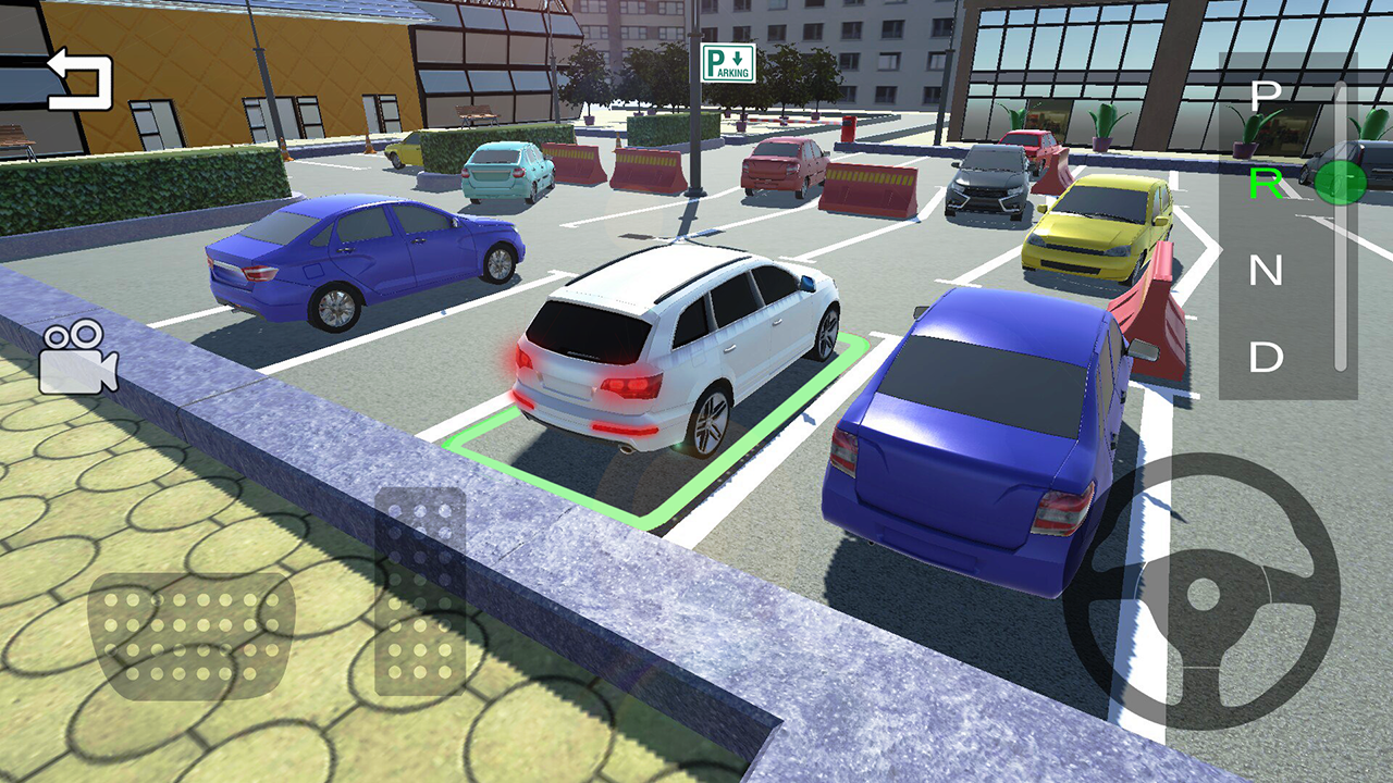 Luxury Parking Screenshot 5