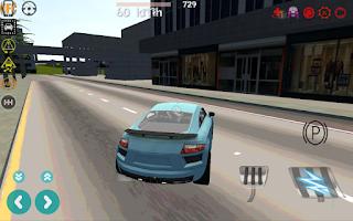 Screenshot of Real Driver Simulator 3D