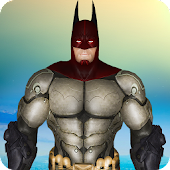 Game Bat Superhero vs Turtle Hero: Crime City Battle apk for kindle fire