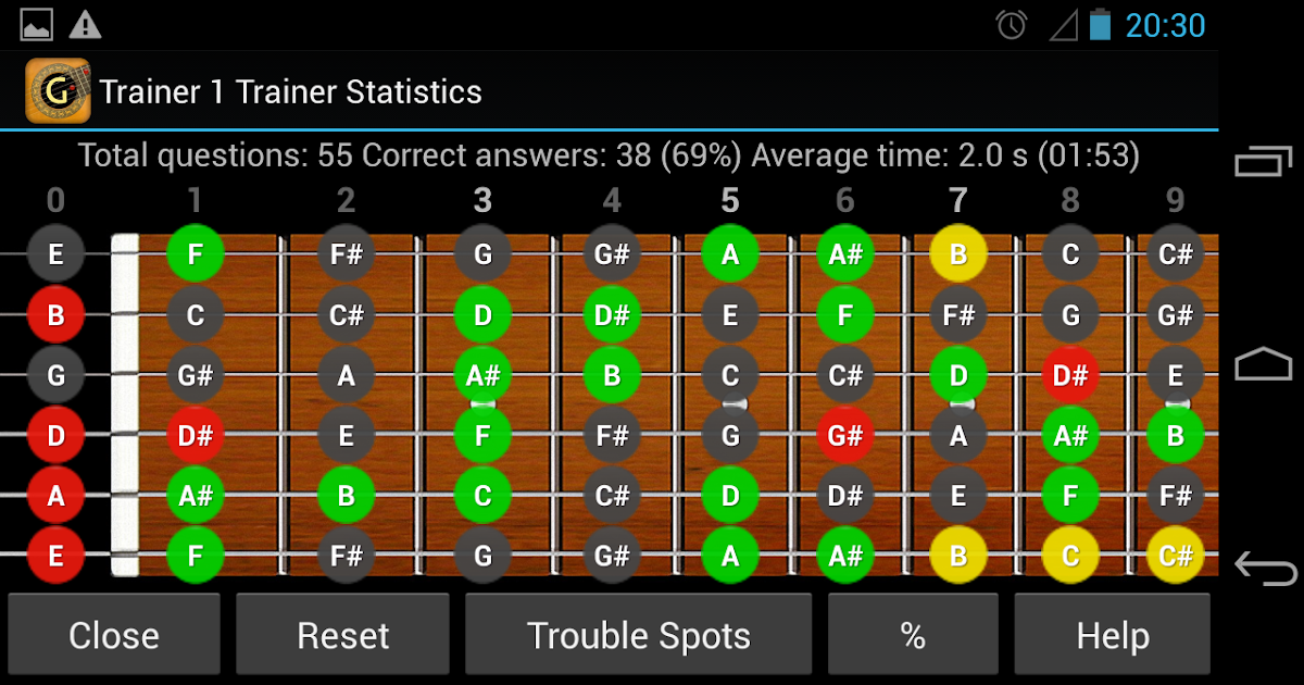 guitar tuner apk for pc