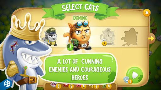 Rush Cats - screenshot