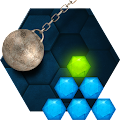 Hexasmash Physics Puzzle APK for Bluestacks