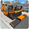 City Builder Road Construction APK for Bluestacks