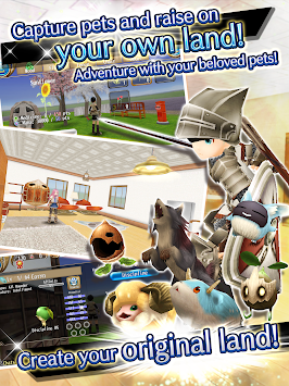 RPG Toram Online APK screenshot thumbnail 10