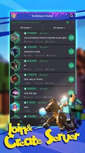 Multiplayer for Minecraft PE APK baixar