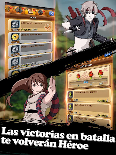 Ninja: Guerreros Legendarios screenshot 9