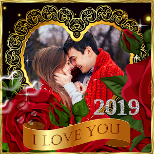 Valentine's Day Photo Frames 2019 For PC / Windows 7/8/10 / Mac – Free Download