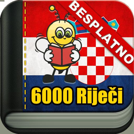 Android aplikacija Naučite Hrvatski 6.000 Riječi na Android Srbija