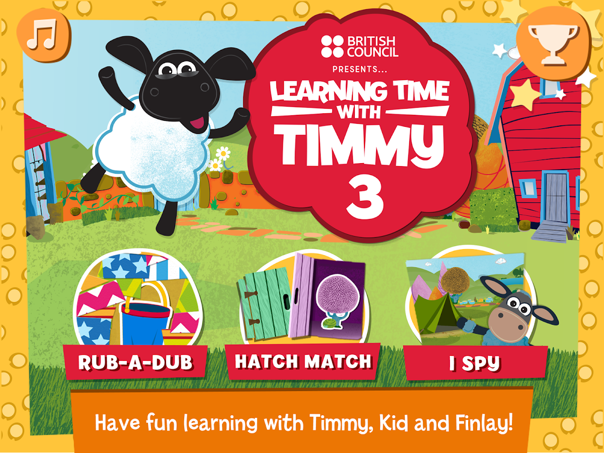 Learning Time with Timmy 3 Screenshot 6