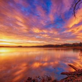 by Monica Hall - Landscapes Sunsets & Sunrises (  )