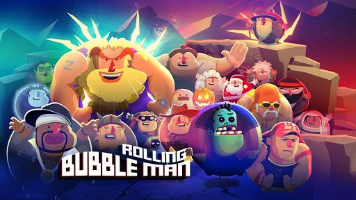 Bubble Man: Rolling - screenshot