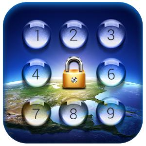 Tastenfeld Lock Screen android apps download