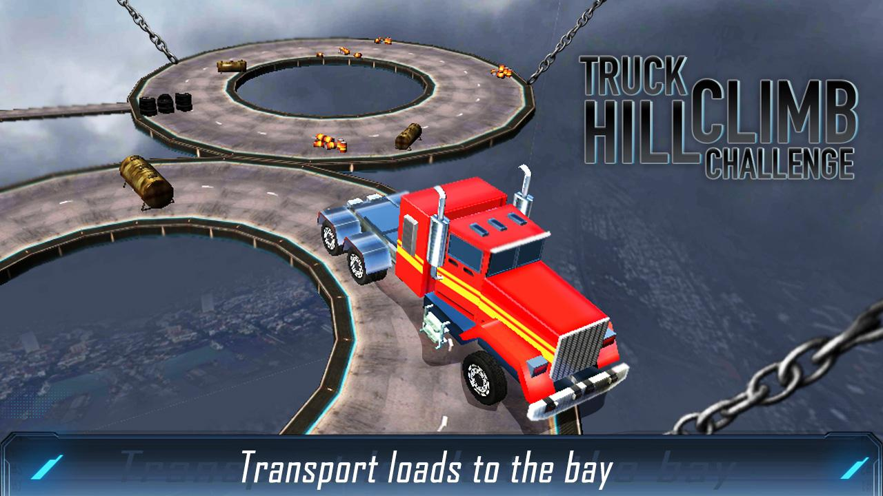 Hill Climb Truck Challenge Screenshot 4