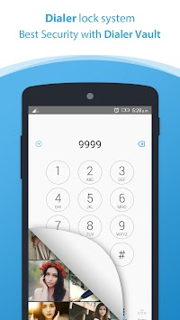 Dialer Vault I Hide Photo Video App OS 11 Phone 8 APK screenshot thumbnail 2