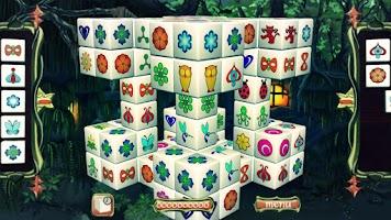 Screenshot of FAIRY MAHJONG - Match3 Game