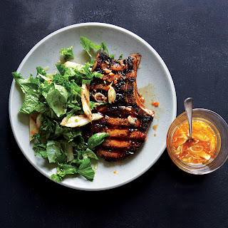Orange Basil Pork Chops Recipes