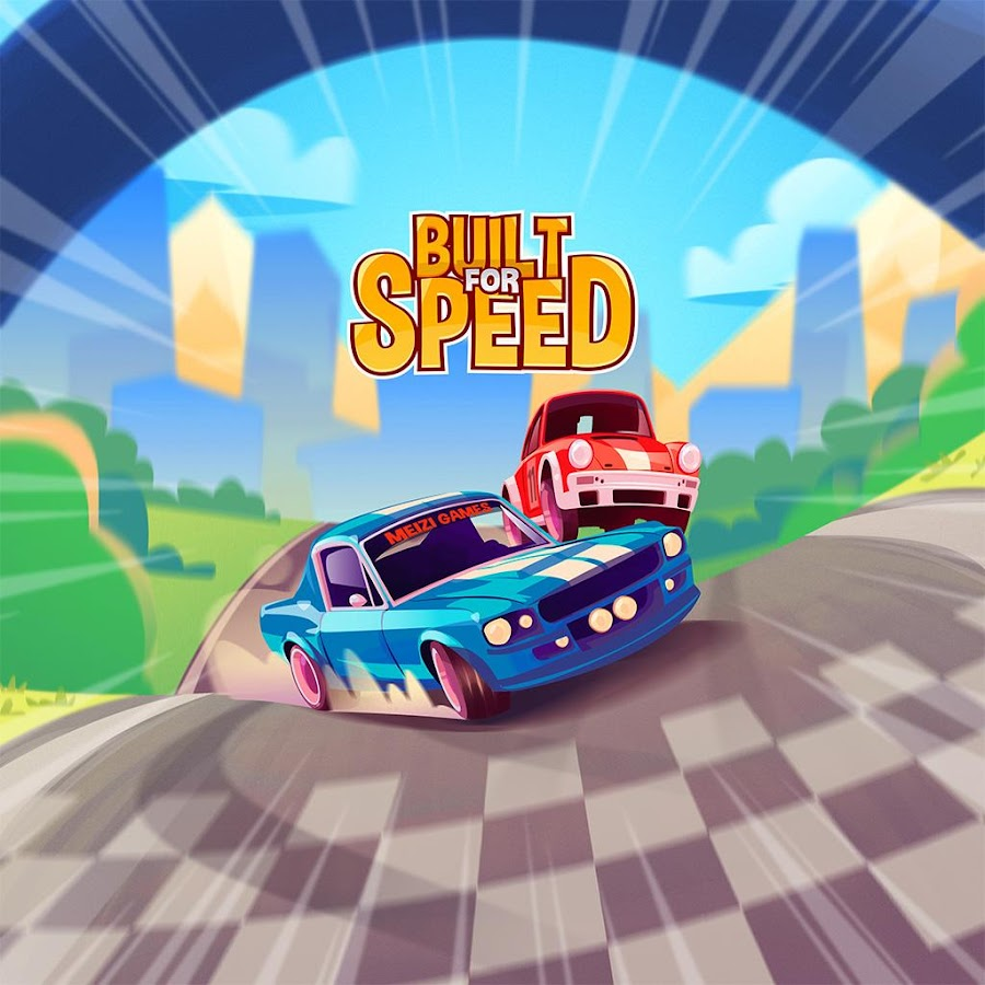Built for Speed Screenshot