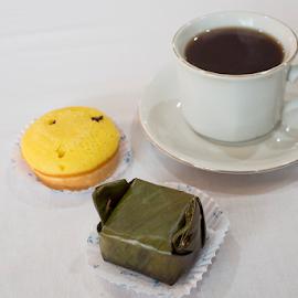 Cemilan by Yuliansyah YuDa - Food & Drink Candy & Dessert ( dessert, white, coffee, water, food )