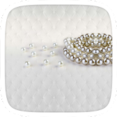 White Pearl Theme APK Icon