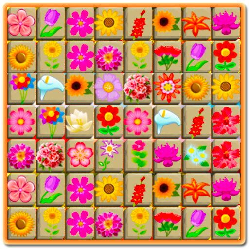Flower Connect Onet New (game)