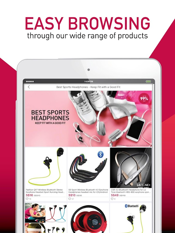 Ensogo – Shop what you love Screenshot 5