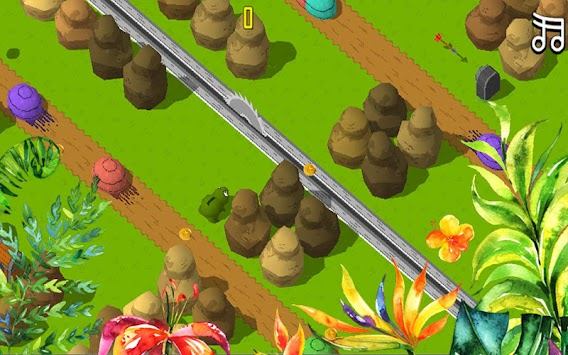 Road Crossing Crossy Animal - Arcade Game 2018 APK screenshot thumbnail 8